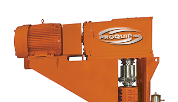ProQuip Motor mixers and agitators