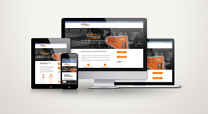 ProQuip Responsive web design
