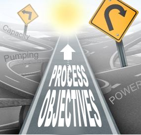 Process Objectives Road Graphic