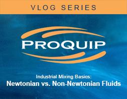 Industrial Mixing Basics Vlog - Newtonian vs Non-Newtonian - small