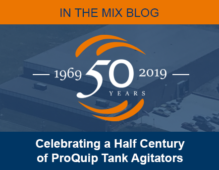 ProQuip 50th Anniversary