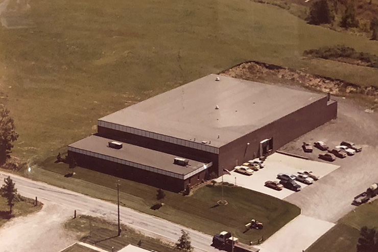 Photo of ProQuip Tank Agitators Headquarters 1977