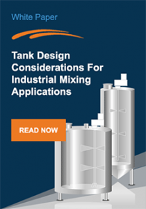 Tank Design Considerations White Paper Home - ProQuip Tank Agitators
