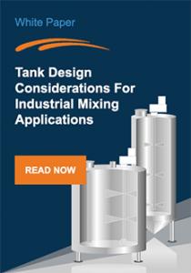 Tank Design Considerations White Paper Home - ProQuip Tank Agitators