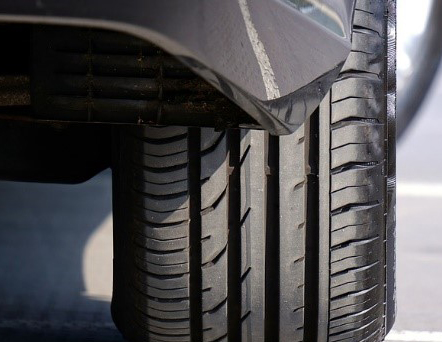 Photo of Tire Tread