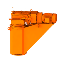 3D Rendering of ProQuip QR Series Top-Entry Tank Agitator
