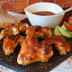 Photo of Chicken Wings with Hot Sauce - RitaE