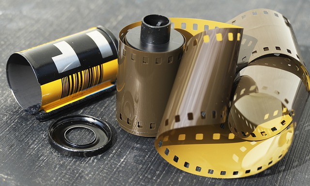 Photo of film roll